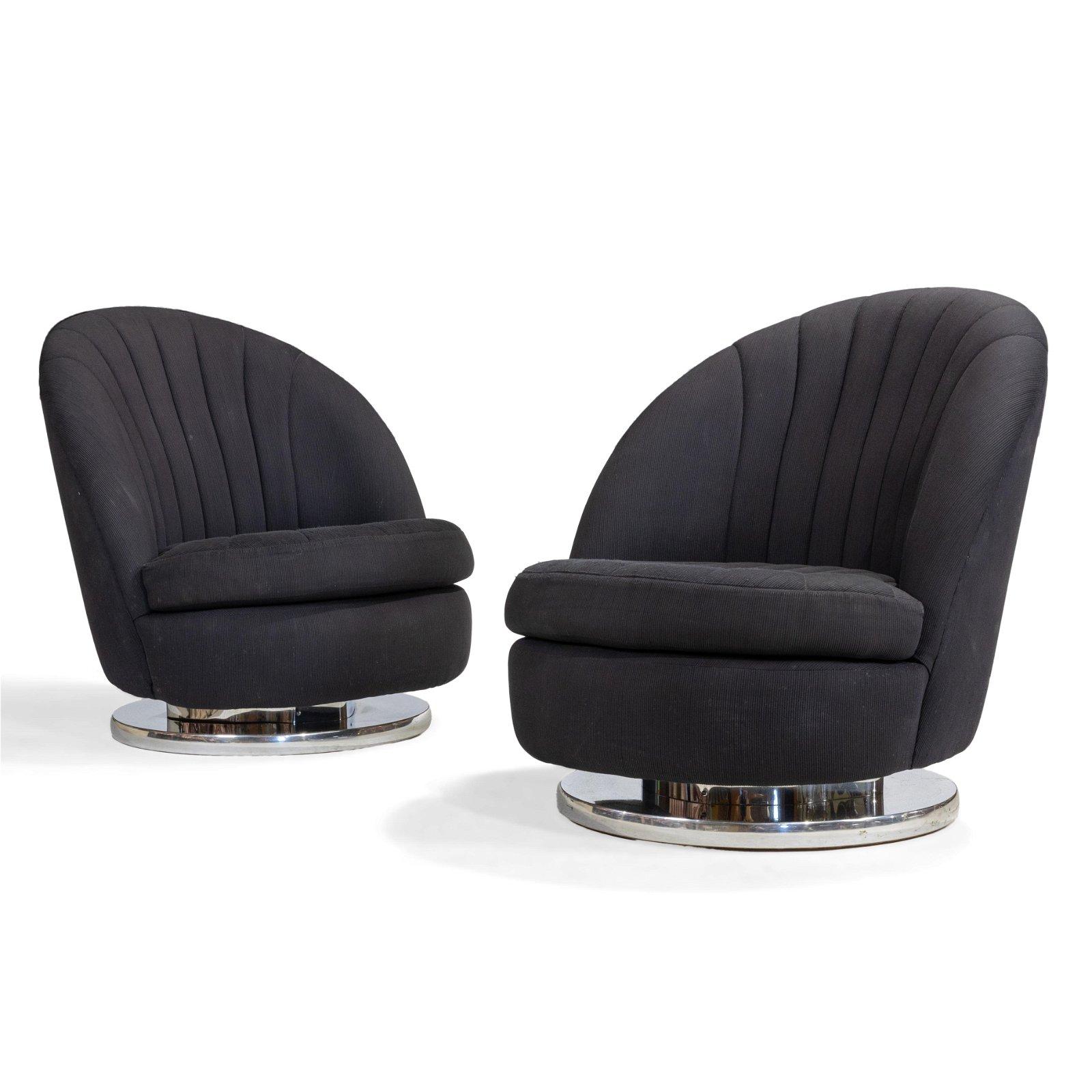 Milo Baughman - Thayer Coggin - Lounge Chairs