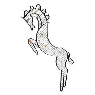 Frederick Weinberg - Iron Horse Sculpture