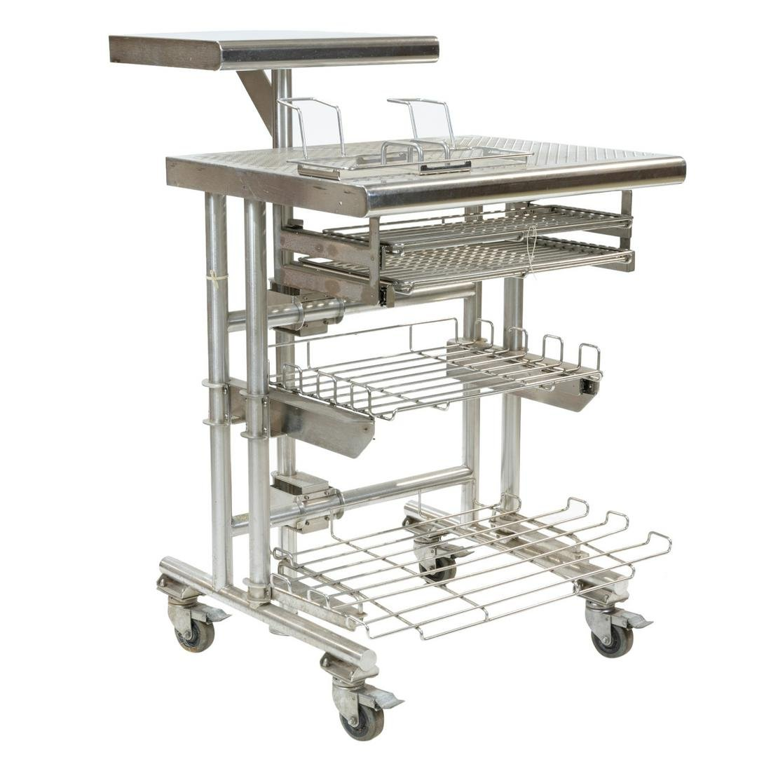 Industrial Stainless Steel Work Station