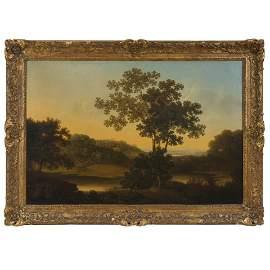 George Lambert (Attr.) - Oil on Canvas
