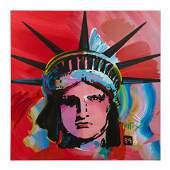 Peter Max - Liberty Head