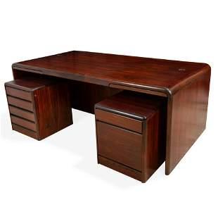 Brover - Danish Rosewood Desk Suite
