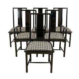 Chinese Modern Dining Chairs - 6
