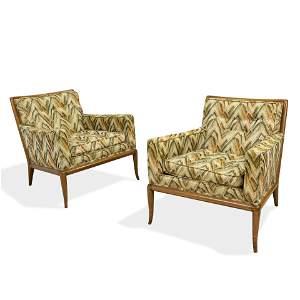 T.H. Robsjohn Gibbings - Lounge Chairs