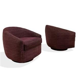 Milo Baughman - Swivel Chairs