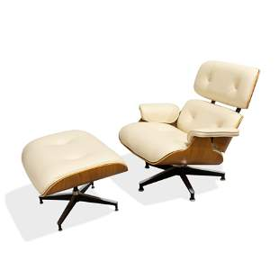 Eames - Chair and Ottoman (670 & 671)