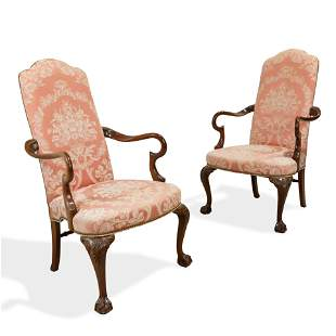 Southwood - Crooked Arm Chairs