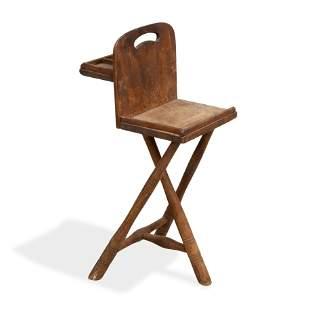 W & J Sloane - High Chair