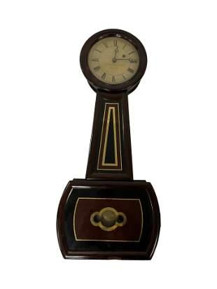 E. Howard & Co. - Early Banjo Clock