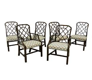 Baker - Dining Chairs - 6