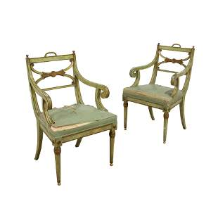 French Dining Chairs - 6