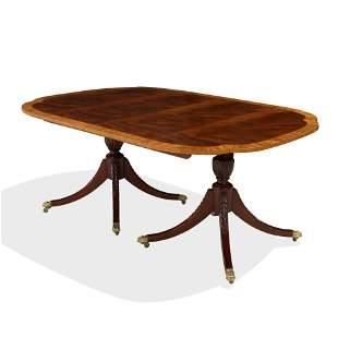 Baker - Charleston Mahogany Dining Table