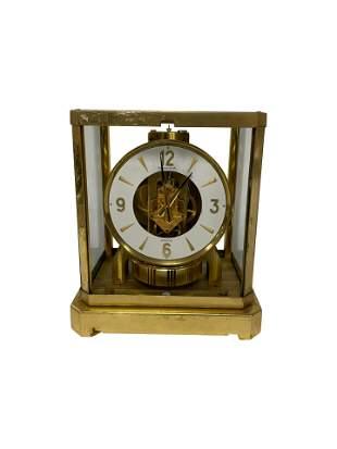 LeCoultre - Atmos Clock
