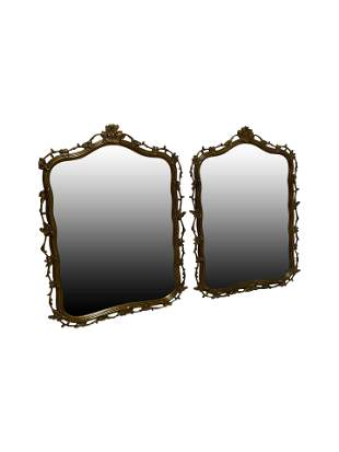 Venetian Style Ornate Mirrors