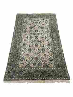 "7'1"" x 4'4"" Persian Oriental Rug"