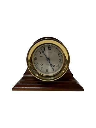 Tiffany Ship Clock