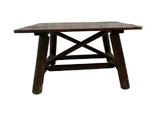 Old Hickory Style Bench