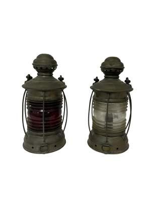 Railroad Lanterns - 2