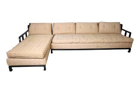 James Mont - 2 Part Sectional Sofa