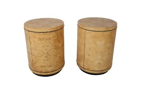 Henredon - Scene II Drum Tables