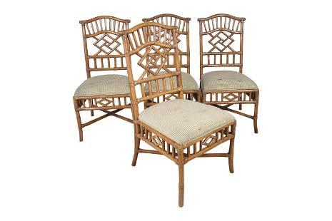 Rattan Chairs - 4