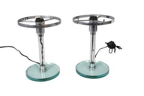 Metalarte - Lamps - Pair