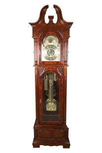 Ridgeway - Mahogany Grandfather Clock