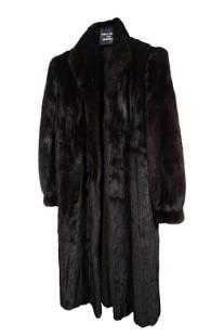 Emilio Gucci - Full Length Mink Coat