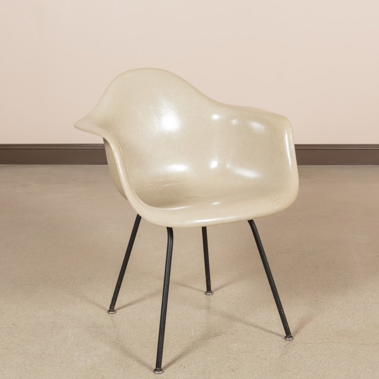 Eames 1950's Shell Armchair