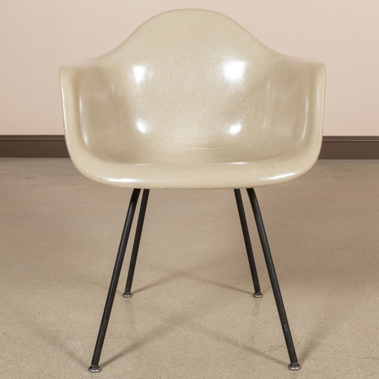 Eames 1950's Shell Armchair - 2