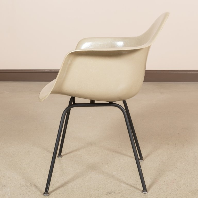Eames 1950's Shell Armchair - 4