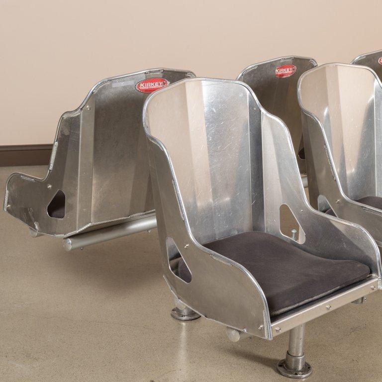 Kirkey Six Seat Custom Made Racing Bench - 2