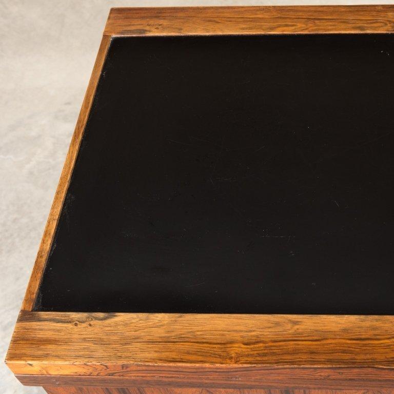 Torbjorn Afdal For Bruksbo Rosewood Bar Cabinet - 3