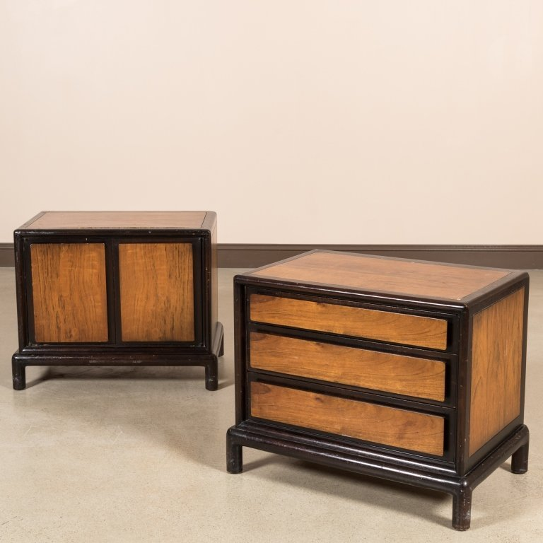Pair John Stuart For Mt. Airy Night Stands