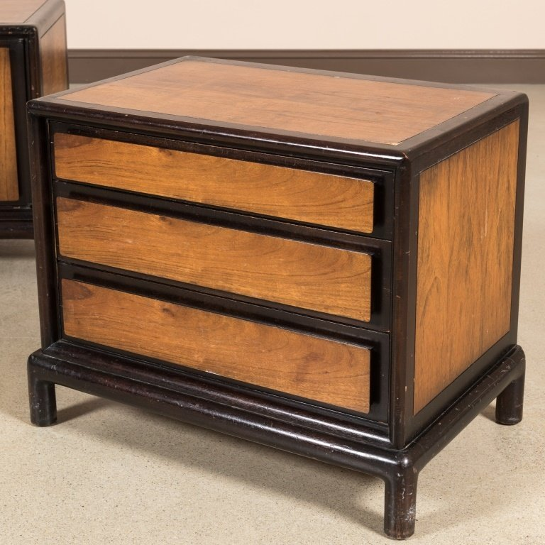 Pair John Stuart For Mt. Airy Night Stands - 2