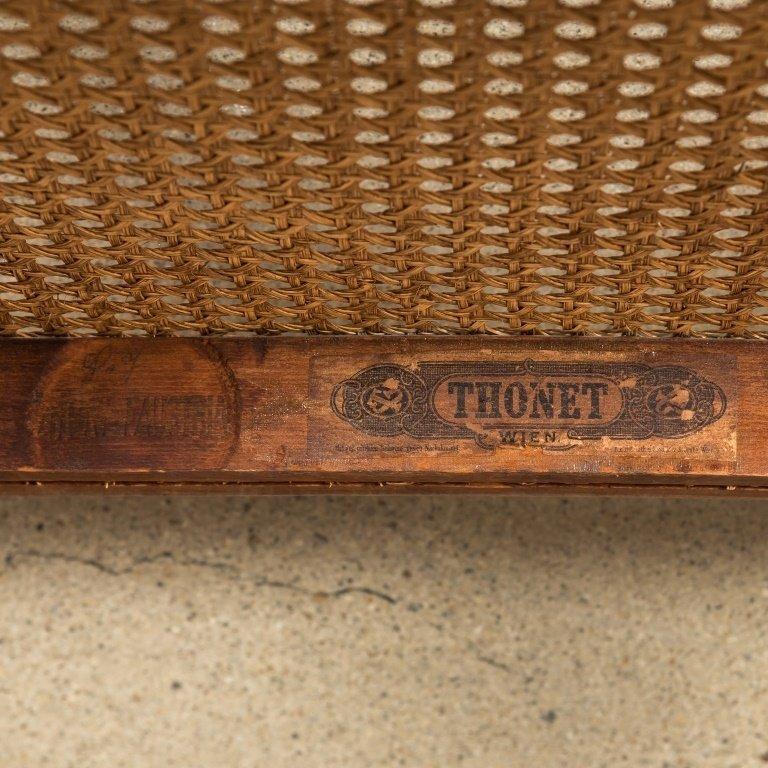 Thonet Diminutive Bentwood Child's Bench - 4