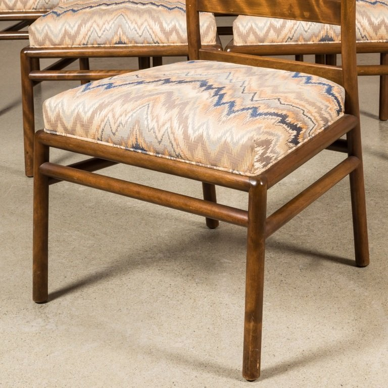 Six Robsjohn Gibbings for Widdicomb Dining Chairs - 2