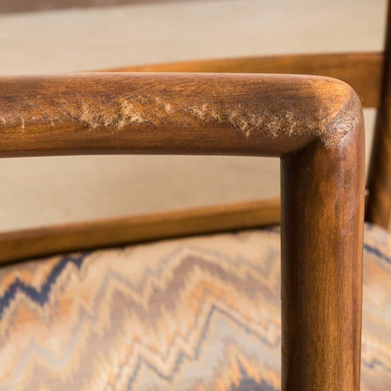 Six Robsjohn Gibbings for Widdicomb Dining Chairs - 3