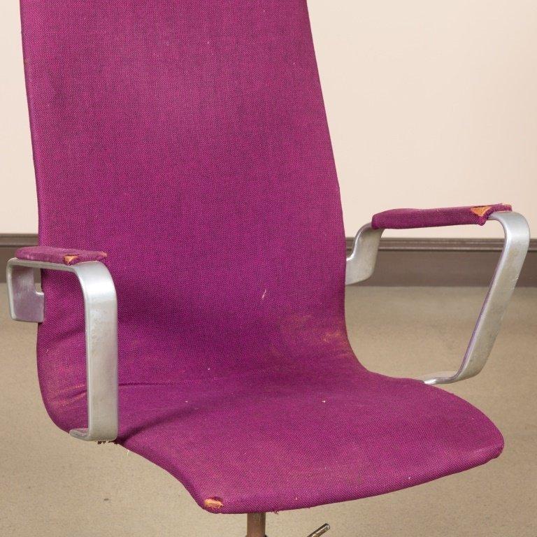 Fritz Hansen High Back Swivel Office Chair - 2