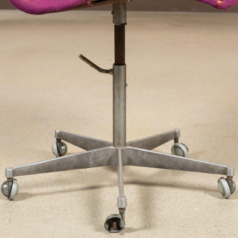 Fritz Hansen High Back Swivel Office Chair - 5