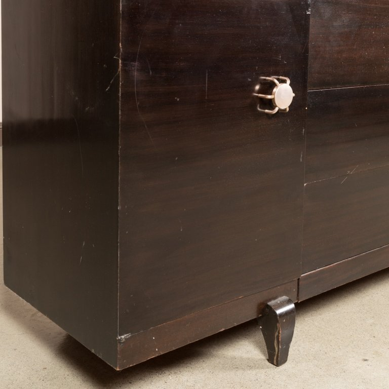 Multiplex Credenza by Martin Fenman with Glass Top - 3