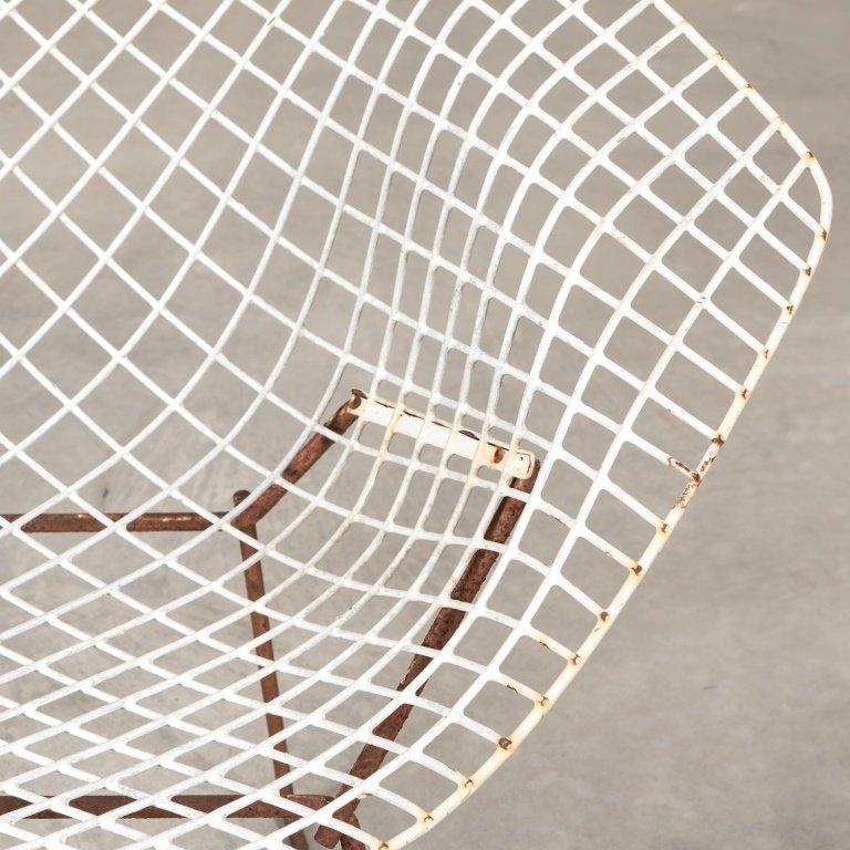 Pair Knoll Mid Century Handkerchief Chairs - 3