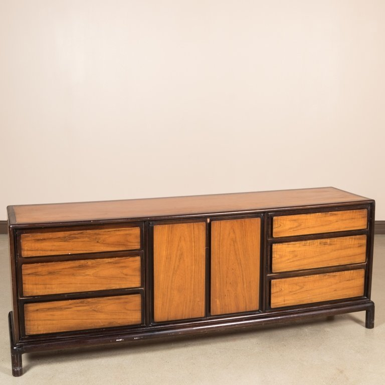 John Stuart For Mt. Airy Triple Dresser