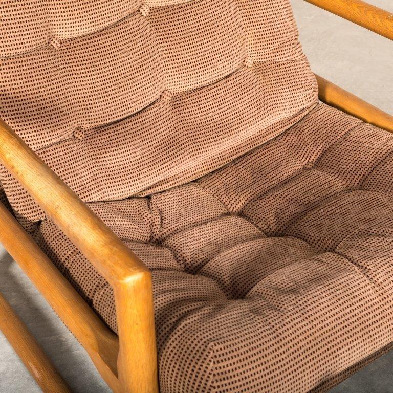 Milo Baughman for Thayer Coggin Lounge Chair - 2