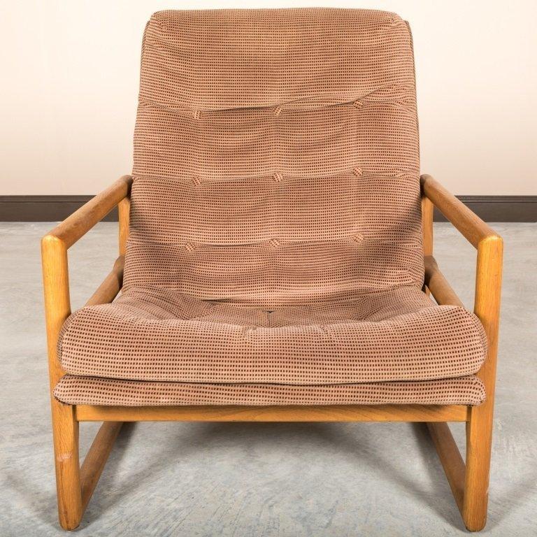 Milo Baughman for Thayer Coggin Lounge Chair - 4