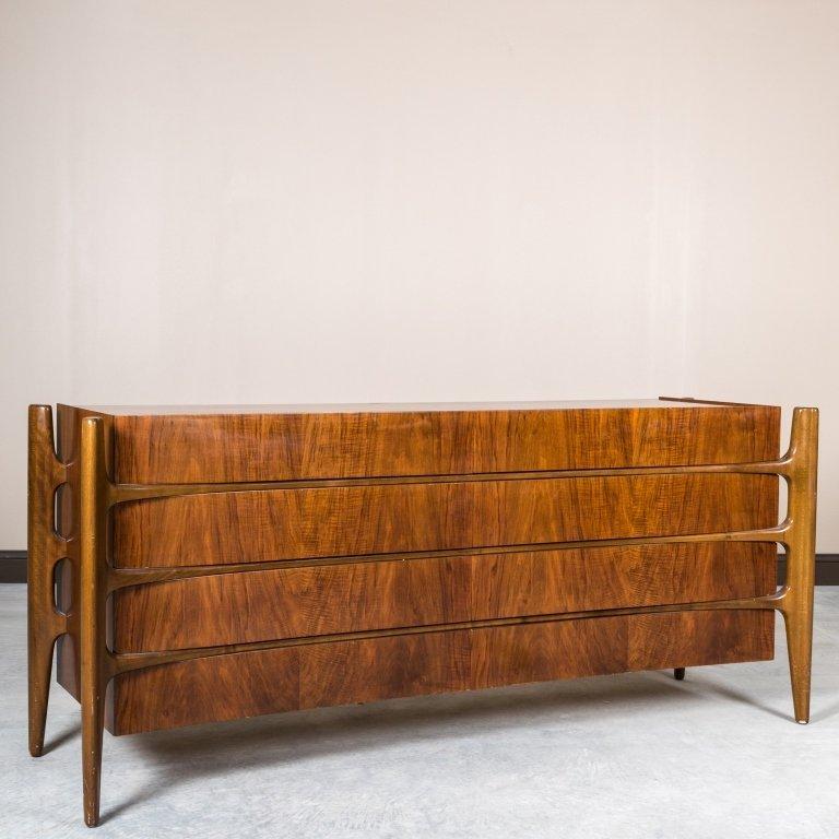 William Hinn Double Dresser Signed