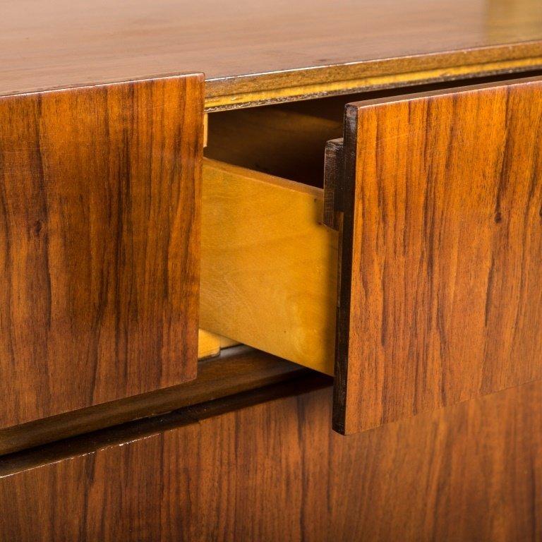 William Hinn Double Dresser Signed - 2