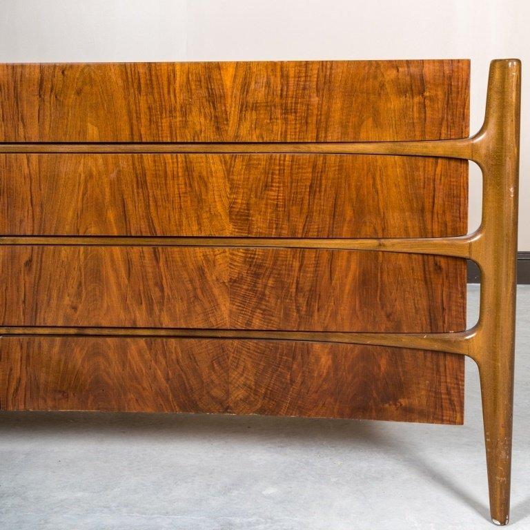 William Hinn Double Dresser Signed - 3