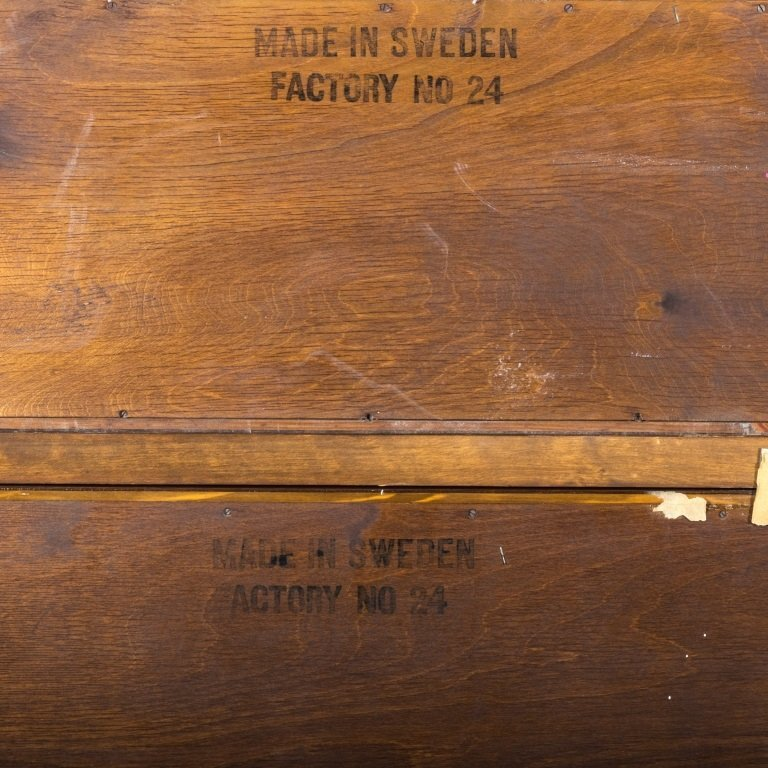 William Hinn Chest on Chest - Signed - 6