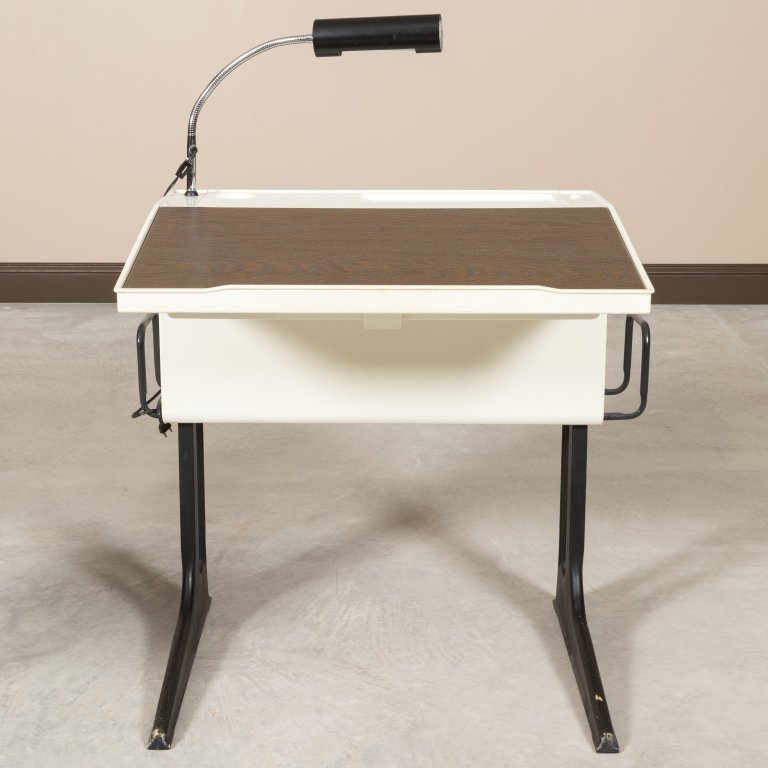 Luigi Colani For Flototto Germany Desk and Chair - 4